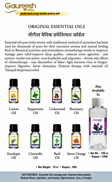 original Essantial oil
